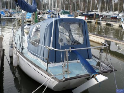 twister mk iia cockpit enclosure fitted to tecsew sprayhood ref 5967 4
