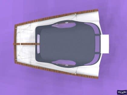 twister mk iia cockpit enclosure fitted to tecsew sprayhood ref 5967 8 1