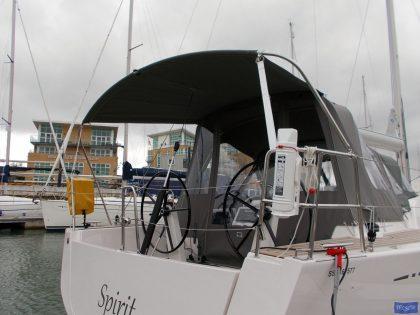 x43 cockpit enclosure to fit factory sprayhood 8