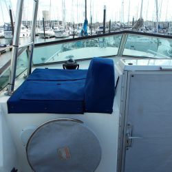 aquastar 38 console and throttle cover 2