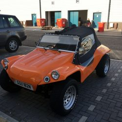 beach buggy car hood 2