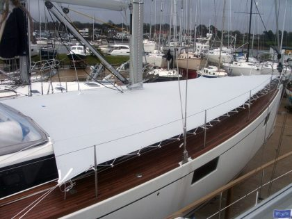 beneteau oceanis 48 foredeck deck cover 7 (1)