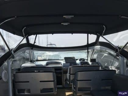 Bladerunner 51 Camper Cover interior 1