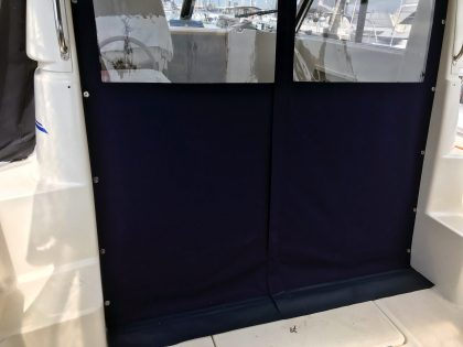 Rodman 700 Back Drop/Door Infill Cover 3