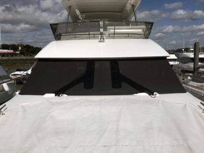 Prestige 630 Windscreen Cover front view