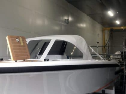 Compass Tenders GSO Sprayhood front 1