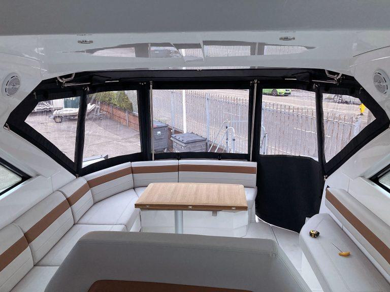 Beneteau Gran Turismo 40 Aft Canopy